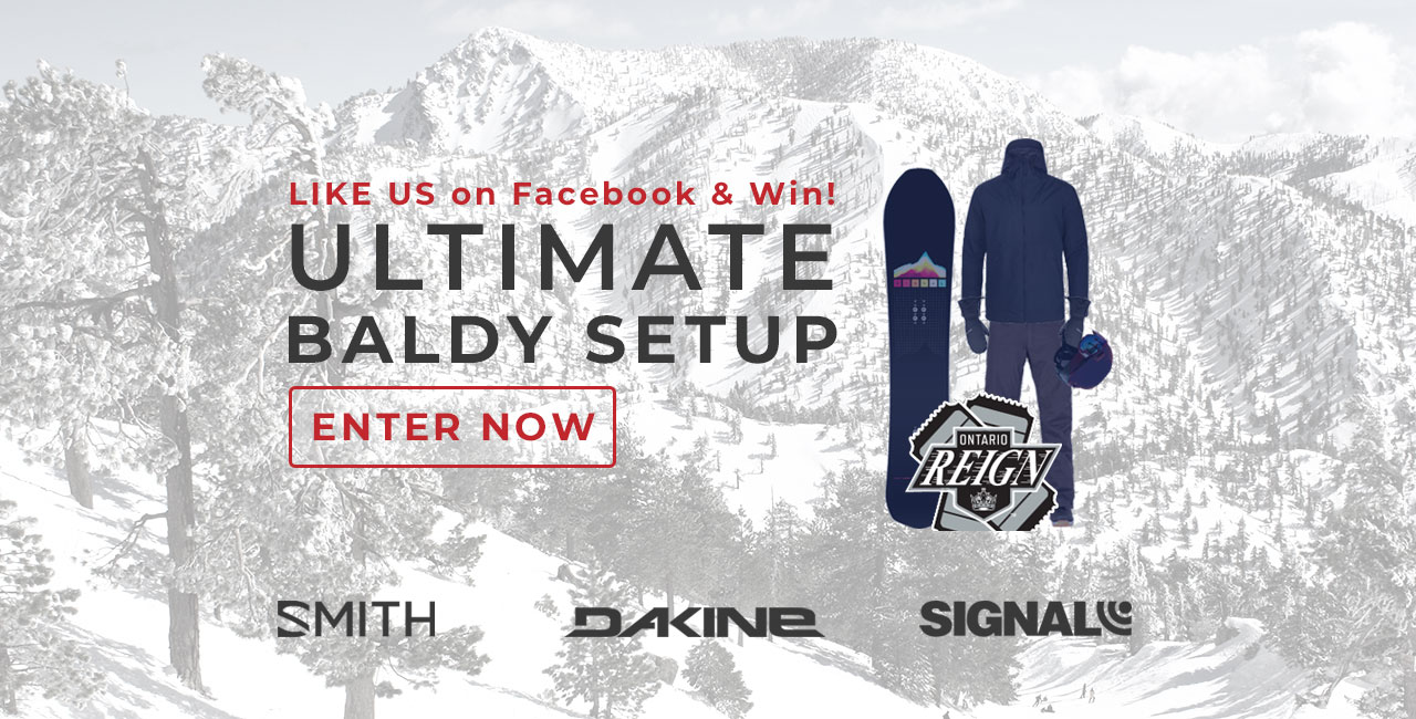 Win Ultimate Baldy Setup