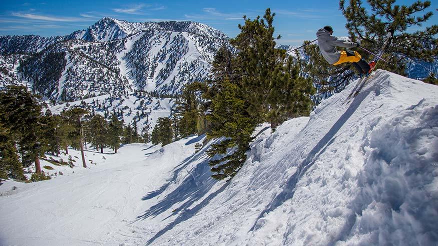 Mt Baldy Resort Winter 2019 20 Socal S 1 Mountain Resort