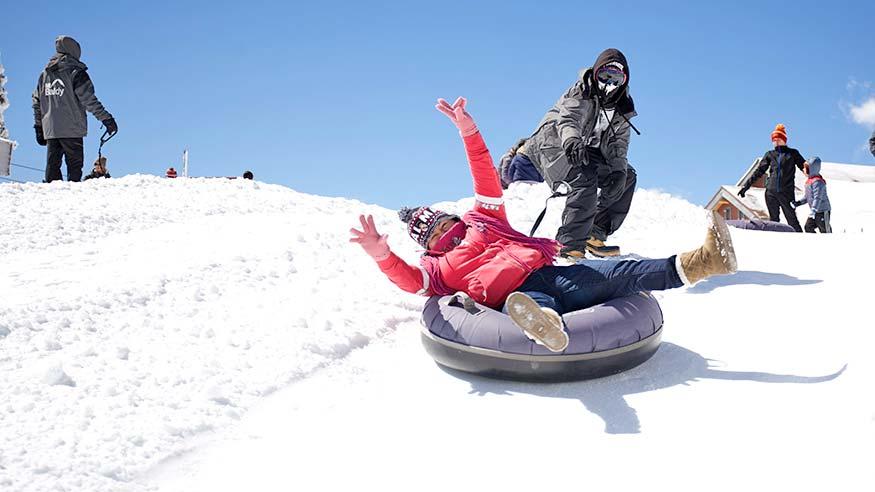 Winter 2019-01 - Mt Baldy Resort Winter Activities