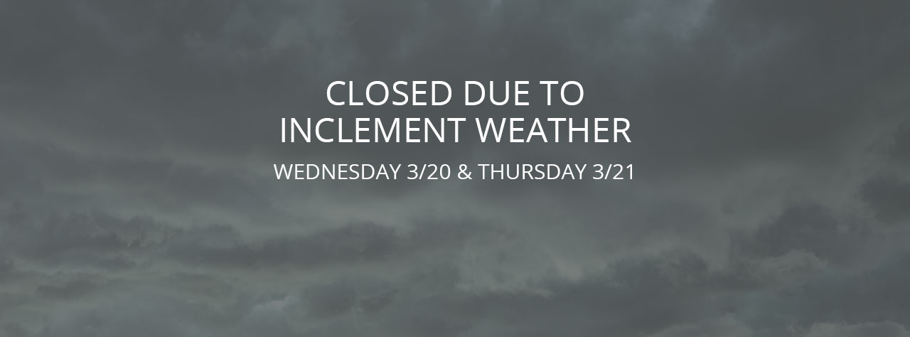 closed Weather