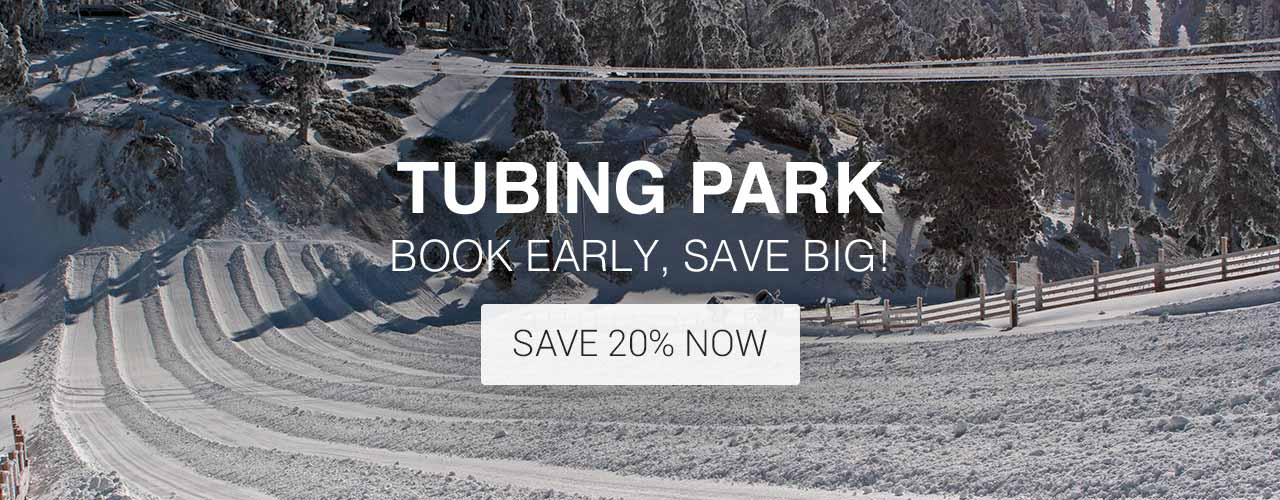 Mt Baldy Tubing Park Information